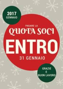 Rinnovo quota associativa Radio Soccorso Torino.