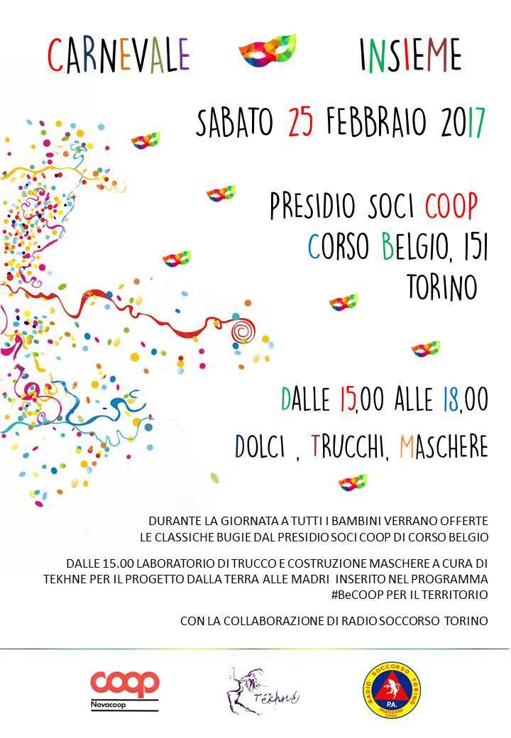 Carnevale Insieme 2017